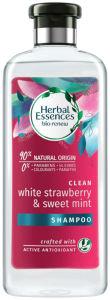 Šampon Herbal Esssences, White strawberry&Sweet mint, 400ml