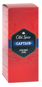 Losjon po britju Old Spice, ASL Captain, 100ml