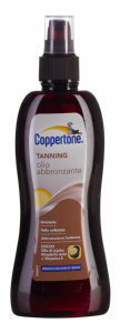 OLJE COPPERT.T.KOKOS SPF2 200ml  KEMIKAL