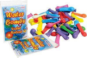 Barvni vodni baloni, cca 40 kom