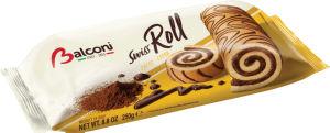 Rolada Balconi, Roll cacao, 250g