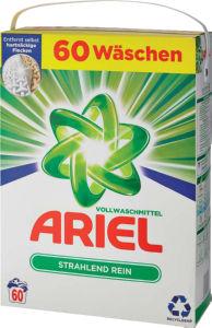 Pralni prašek Ariel, regular, 60pranj, 3,9kg