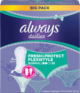 Always fresh&protect, flexistyle, 58/1