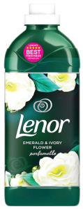 Mehčalec Lenor, Emerald&ivory, 48pranj,  1,42l