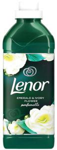 Mehčalec Lenor, emerald&ivory, 25pranj, 750ml