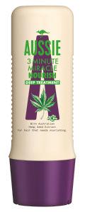 Balzam za lase Aussie, 3 Minute Miracle konoplja, 250 ml