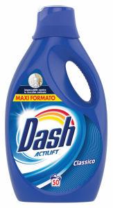 Pralni prašek Dash, tekoči, Regular, 50pranj, 2,75l