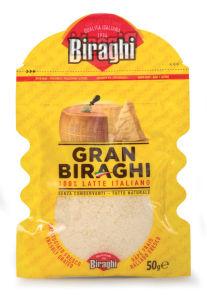 Sir ribani, Biraghi, 50g