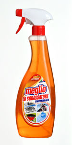 Čistilo Meglio, orange, 750ml
