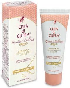 Krema Cera Di Cupra, Bianca za normalno kožo, 75 ml
