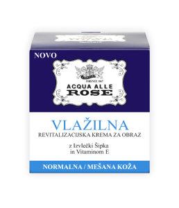 Krema Acqua alle rose, vlaž., norm.koža, 50ml