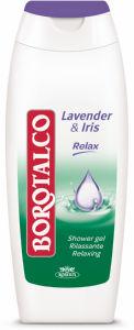 Gel za prhanje Borotalco, Relax, 250 ml