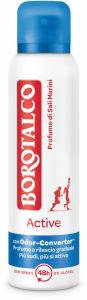 Dezodorant Borotalco, Active sea salt, fresh, 150ml