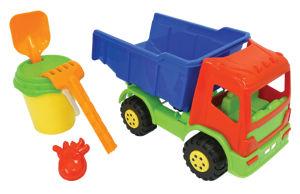 Igrača set,  kamion in kantica, 40cm