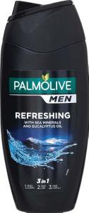 Tuš gel Palmolive, moški, Refreshing 2v1, 250ml