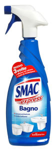 Čistilo za kopalnice Smac, Express Bagno, 650ml