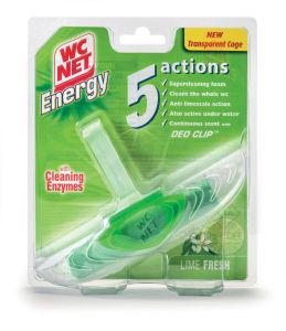 Osvežilec WC Net, energy, ak.vl., 38ml