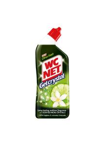 Čistilo Wc Net, Crystal gel, citrus fresh, 750ml