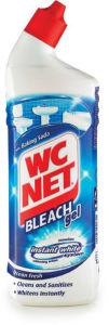 Čistilo WC NET, ocean fresh, 750ml