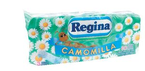 Toaletni papir Regina, Camomilla, 3sl.,10/1