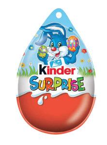 Čokoladna jajčka Kinder, T-216, 20g