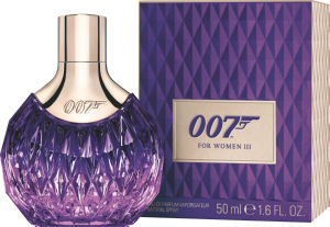 Parfumska voda James Bond 007 For Women, 50ml