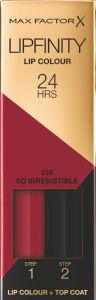 Šminka Max Factor, Lipfinity, dolgoobstojna z balzamom, 338