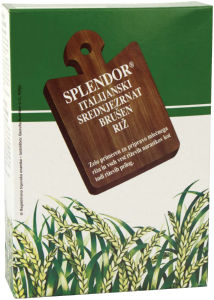 Riž Splendor, srednjezrnati, 950 g