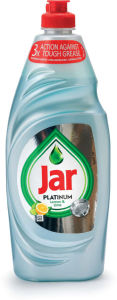 Detergent Jar, Platinum, Limon & Lime, 700 ml