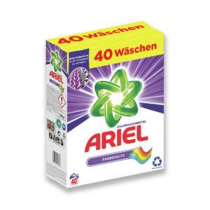 Ariel color, prah, 40 pranj, 2,6kg
