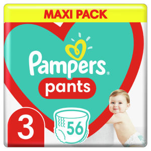 Plenice Pampers, maxi, S3, 56/1