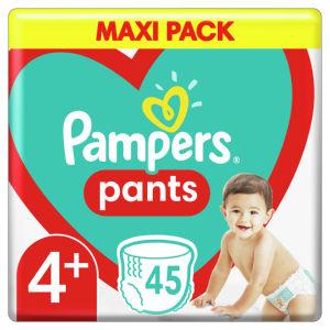 Pampers hlačne plenice Maxi S4+, 45/1