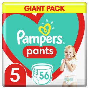 Plenice Pampers ABD, giant, S5, 56/1