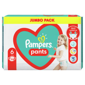 Plenice Pampers jumbopack, S6, 44/1