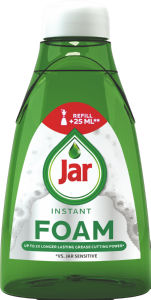 Detergent Jar, Aktivna pena, polnilo, 375 ml
