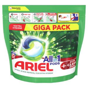 Pralni prašek Ariel kapsule Extra Clean, 70 pranj