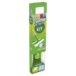 Set Kit s krpami Swiffer, mokre in suhe za tla