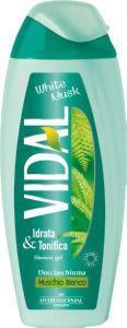 Gel za tuširanje Vidal, različni, 250ml