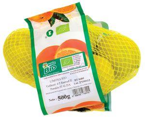 Limone Bio, pak. 500g