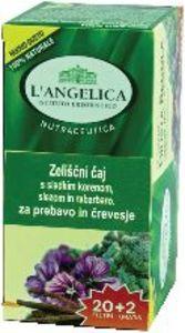 Čaj L'Angelica, za boljšo črevesno prebavo, 44g