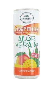 Napitek L'Angelica, aloe vera, mango, 240ml