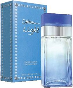 Toal.voda New brand, Ohhhh, light, 100ml
