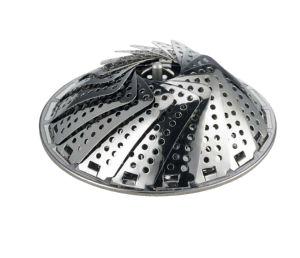Košarica inox za kuhanje na sopari, fi 23.5cm