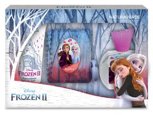 Darilni set Naturaverde Frozen 2, Secret