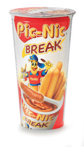 Kremni namaz Pic-Nic break, 50g