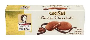 Keksi Grisbi, čokolada, 150g