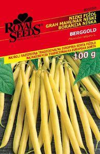 Seme Royal, fižol Berggold, nizki, 100g
