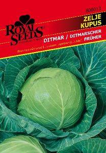 Seme Royal, zelje Ditmar, 13