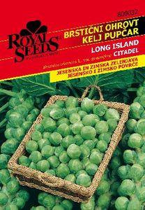 Seme Royal, brstični ohrovt, Long Island, 32