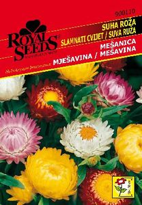 Seme Royal 110, suha roža